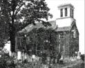 Sion Presbyterian church built in 1809 . Colonel William McCreight was the first elder and served 1799 to 1859