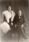 Sarah Katherine Sullivan 1886-1955, and husband Beverly Randolph McCreight